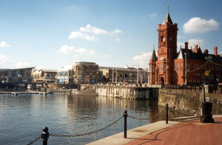 Cardiff was made a city in 1905