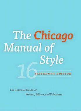 كتاب Chicago Style