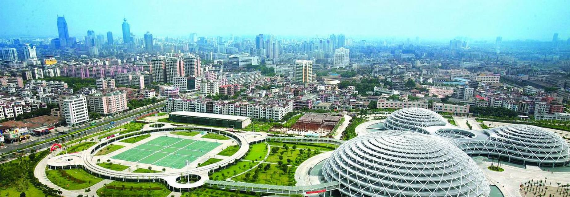 Foshan China  city photos : Chinese tourism in Foshan China TravelAndLook