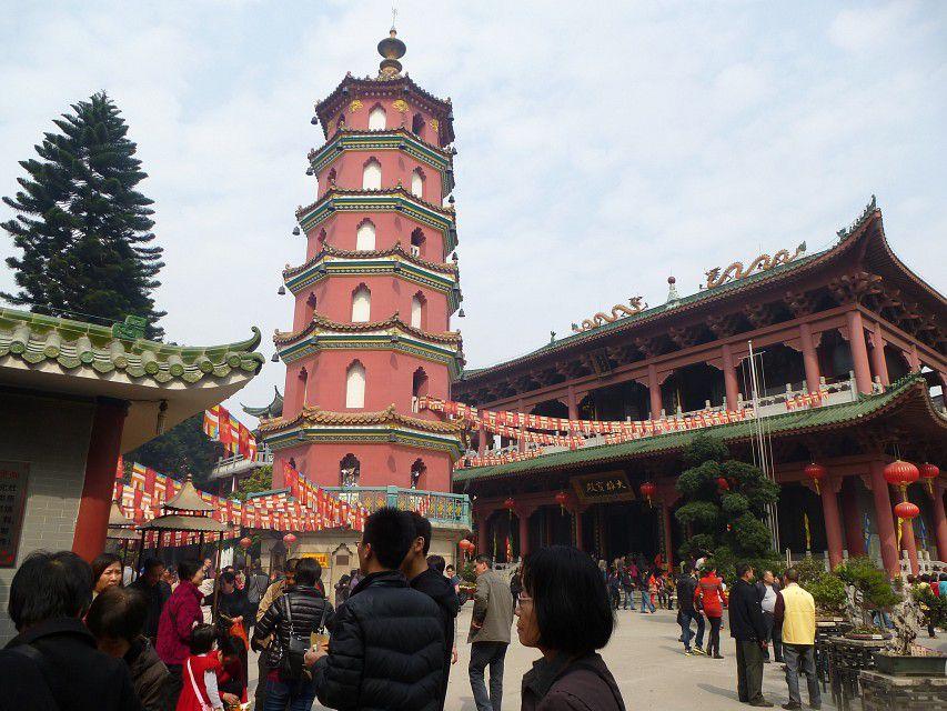 Guangdond-Foshan-Temple Renshou