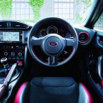 المقصورة الداخلية لسيارة سوبارو بي ار ذد 2016 - 251691