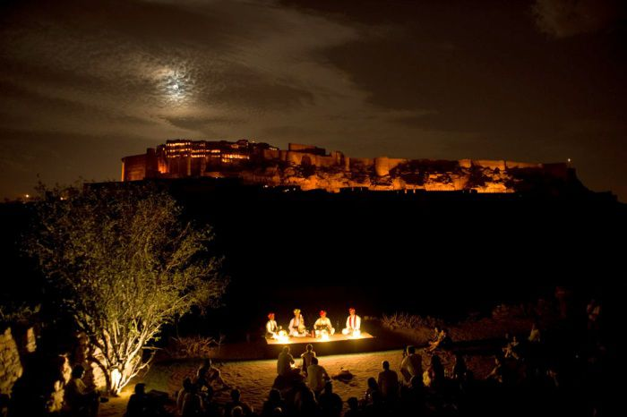 Jodhpur is the second largest city of this state