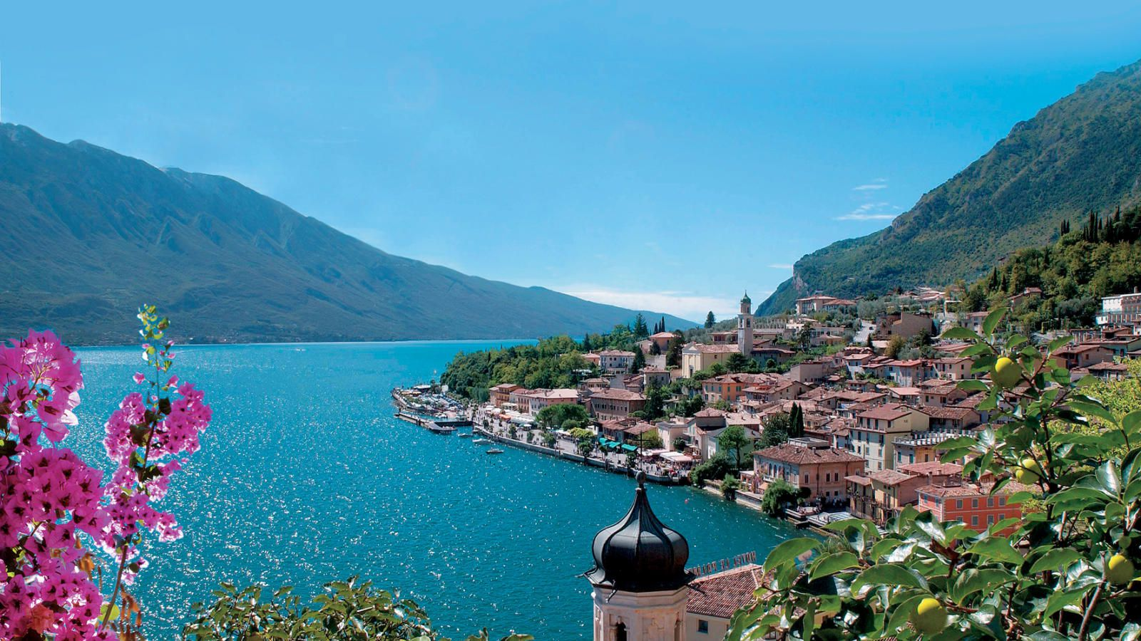 Lake Garda location
