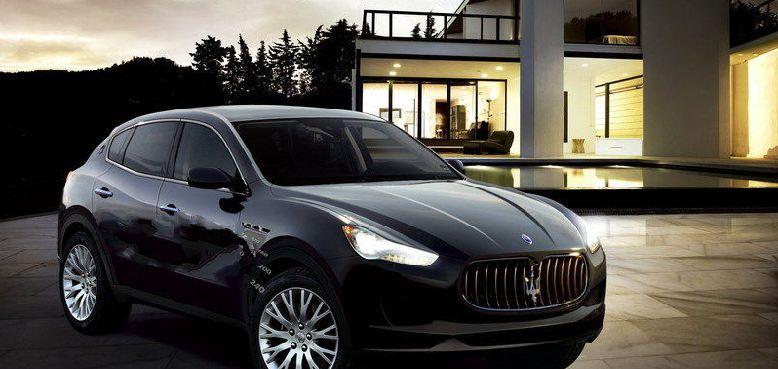 سيارة مازيراتي ليفانتي 2016 الجيل