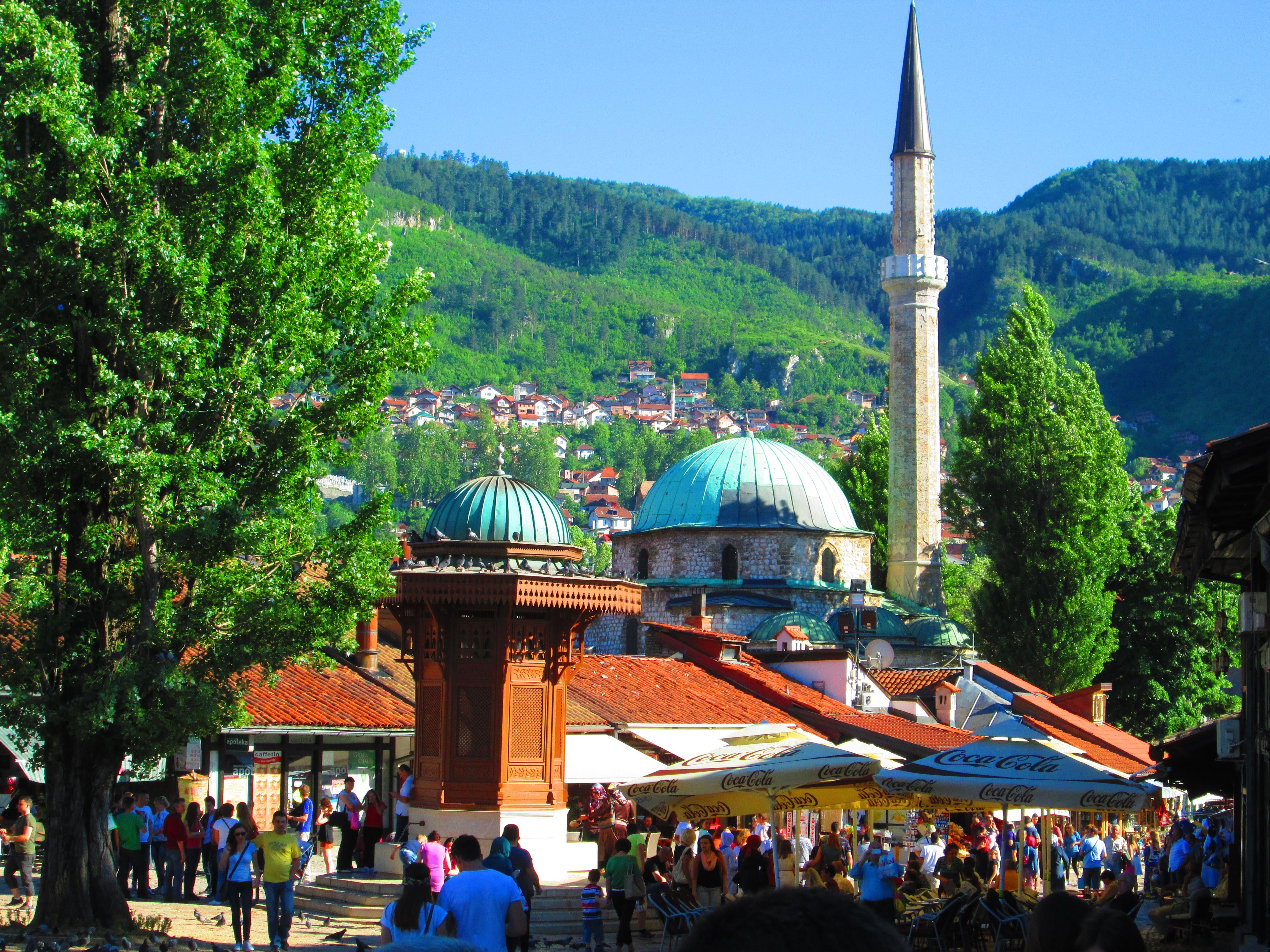 السياحة في البوسنة والهرسك المرسال
