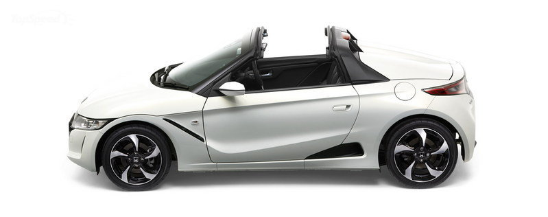سيارة هوندا الجديدة Honda S660