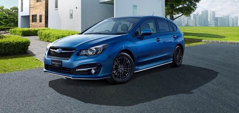 Subaru Impreza Sport Hybrid 2016