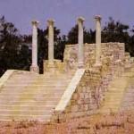 """"""" معبد الرأس السوداء """" من اشهر المعابد الرومانية في الاسكندرية"""