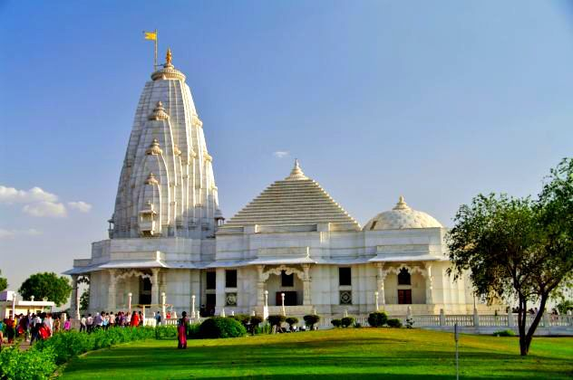 The Birla Mandir