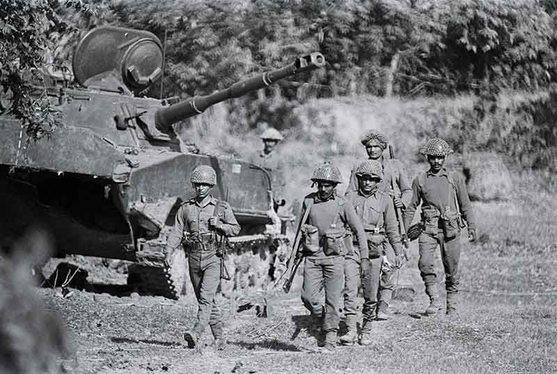 The Indo-Pakistani War of 1965