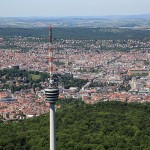 The city of Stuttgart - 257132