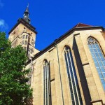 The stunning Stiftskirche - 257143