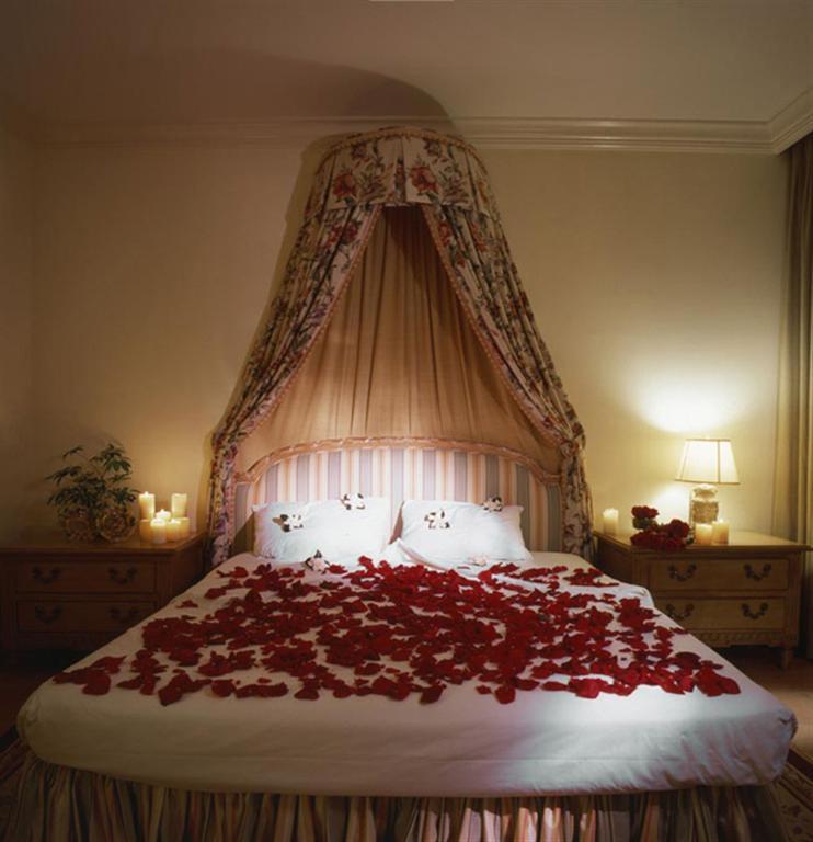 غرفة نوم حالمة