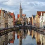 السياحة في بروج بلجيكا