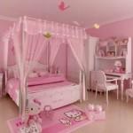 غرف نوم اطفال بنات لولو كاتي