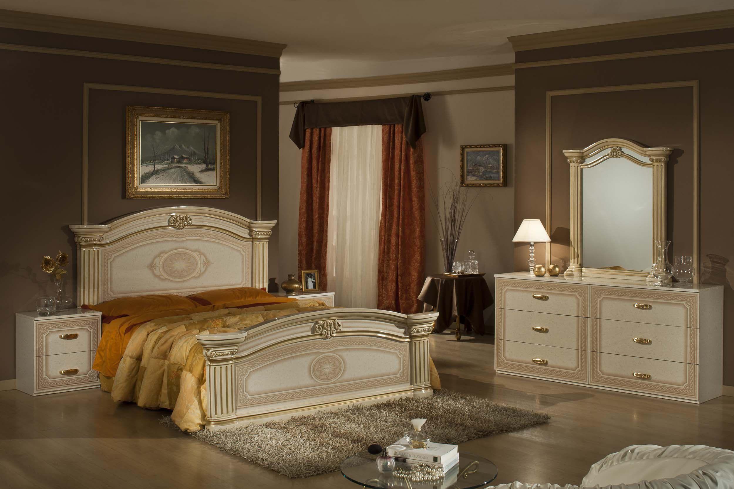 غرف النوم الفاخرة ، غرف نوم ايطالية   منتديات حوريات