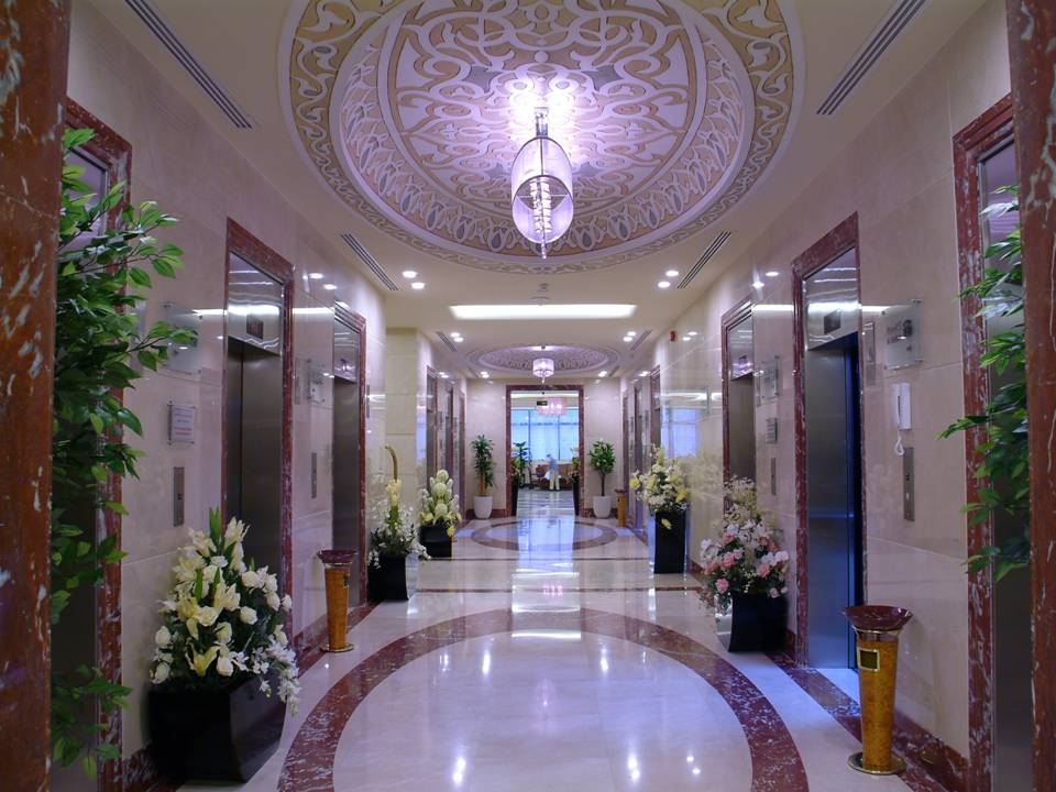 Image result for فندق دار الإيمان رويال مكة