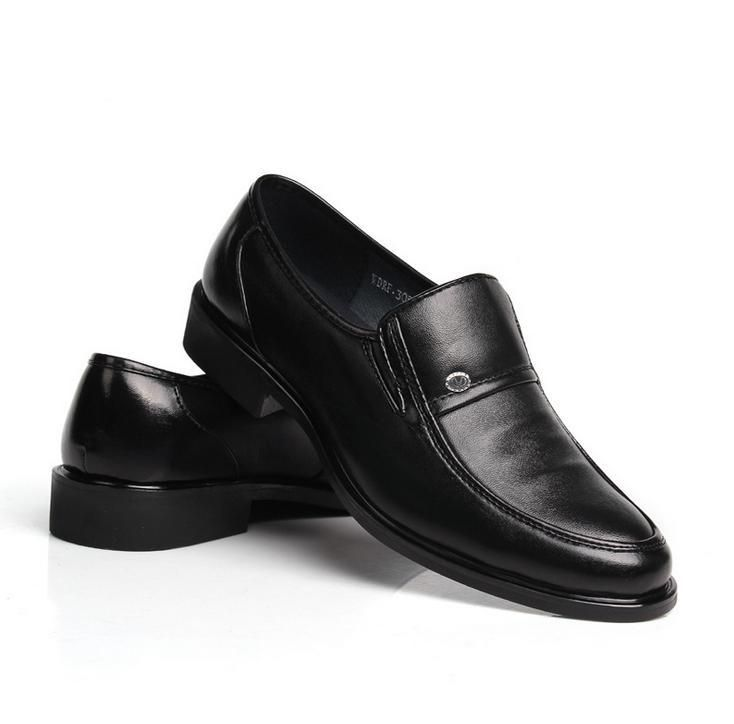 Serios Black Shoes