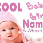 اجمل اسماء البنات ومعانيها