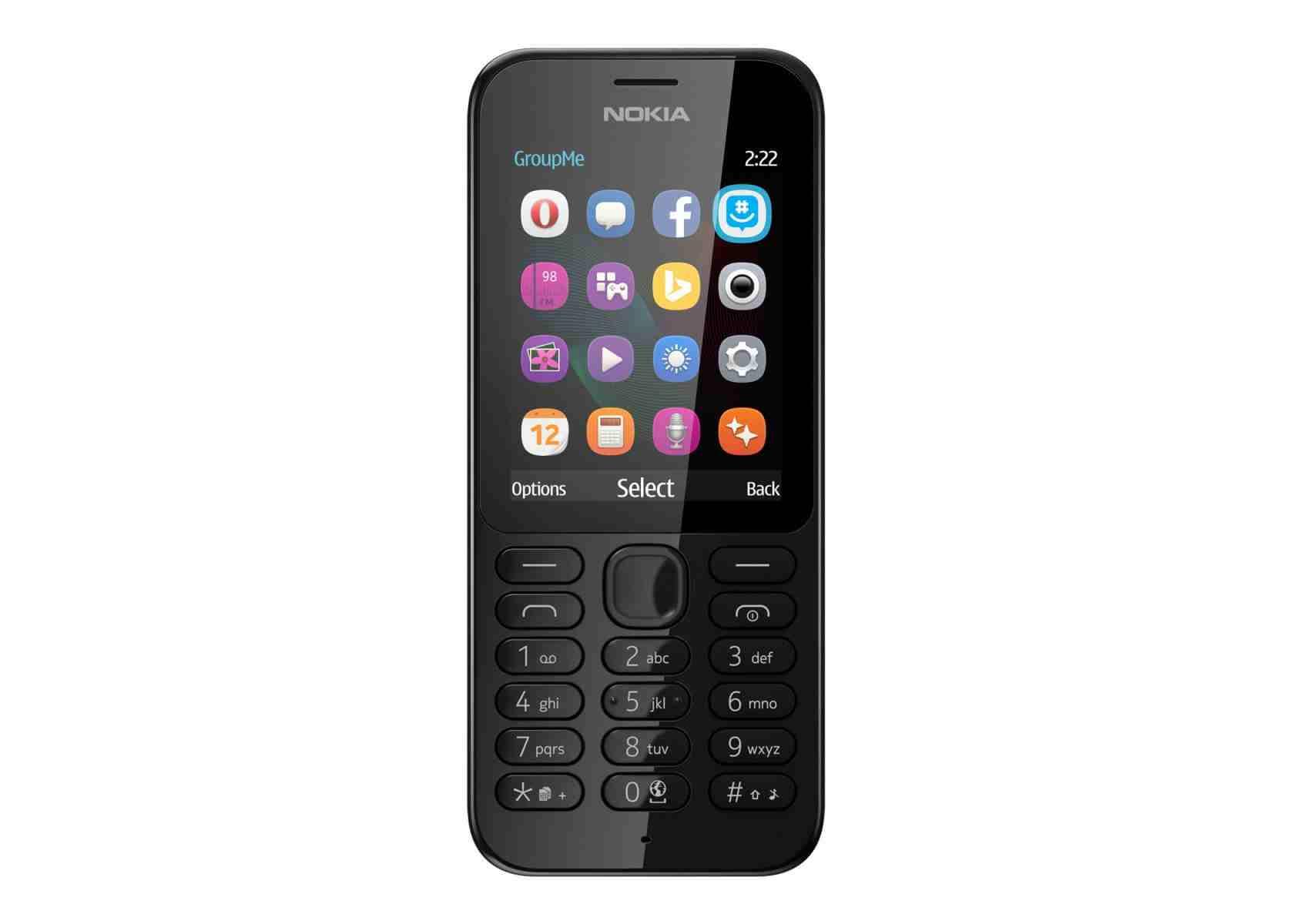 جوال نوكيا الرخيص Nokia 222 المرسال