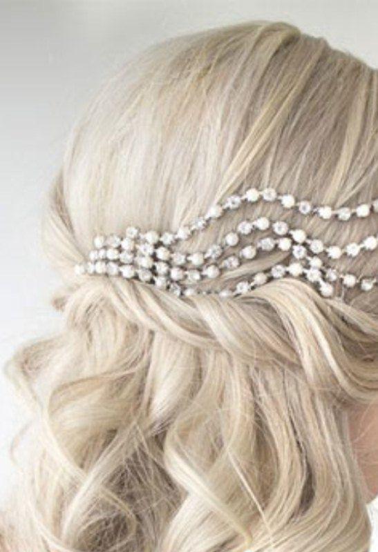 تسريحة الشعر الأشقر