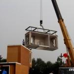 عجائب الطباعة ثلاثية الأبعاد بناء فيلا خلال ساعات