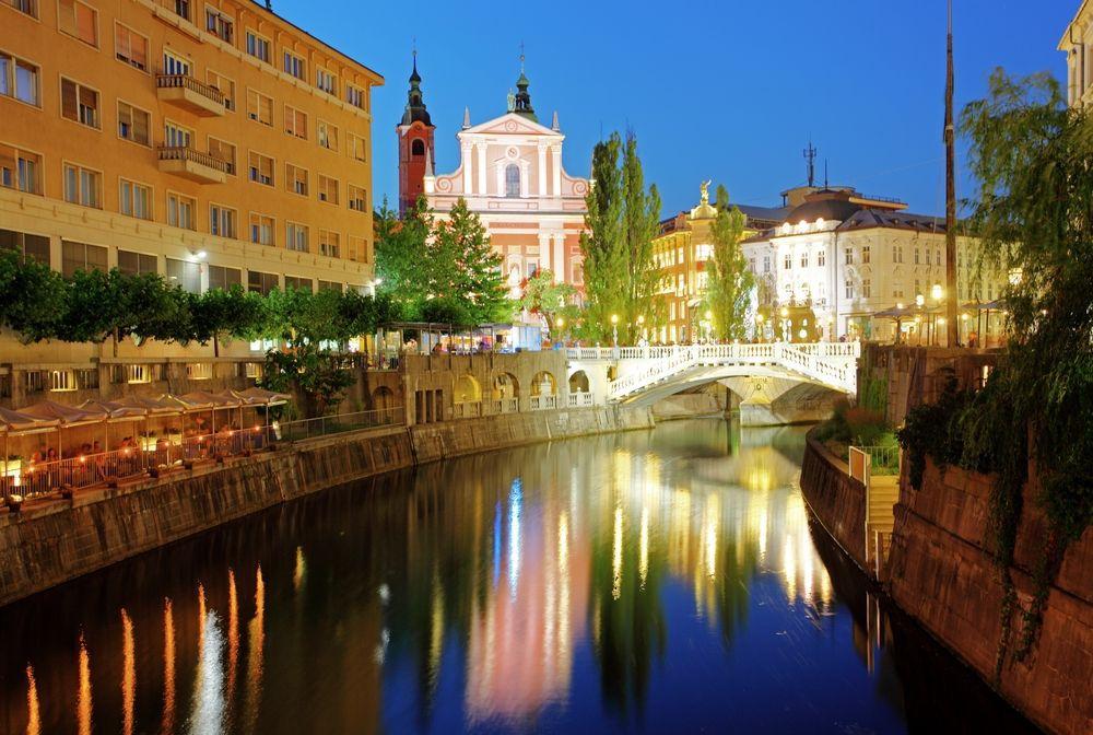 نتيجة بحث الصور عن مدينة ليوبليانا السلوفينية