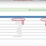 بياناتوتفاصيل برتامج الحفظ - 264999