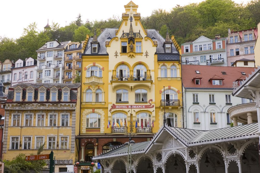 the Karlovy Vary International Film