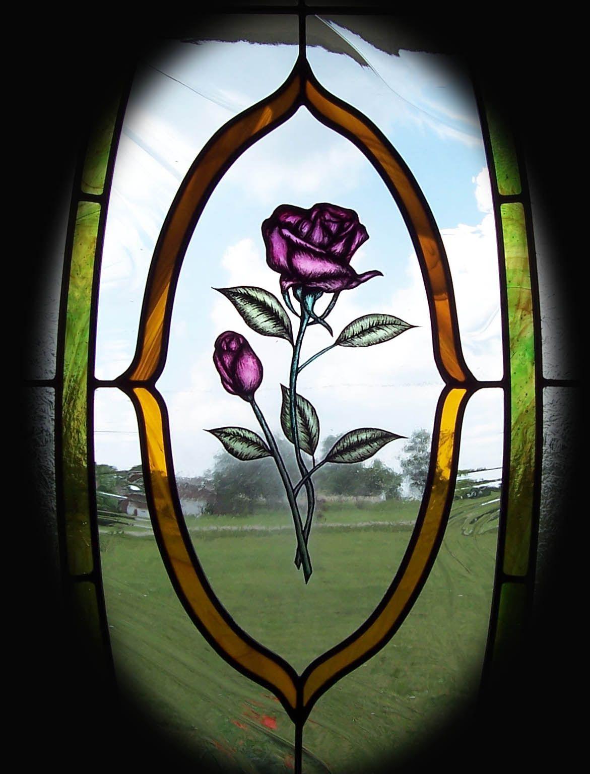 الرسم على الزجاج   Untitled-Glass-Art