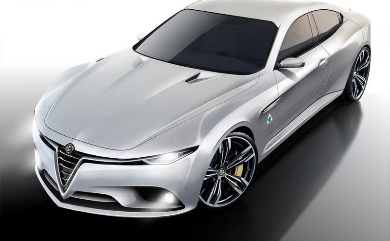 2016 2014,2015 White-Alfa-Romeo-Giu