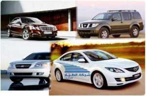 افضل شركة تاجير سيارات بالسعودية المرسال