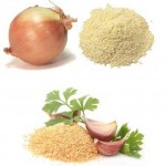 طرق عمل بودرة الثوم و البصل