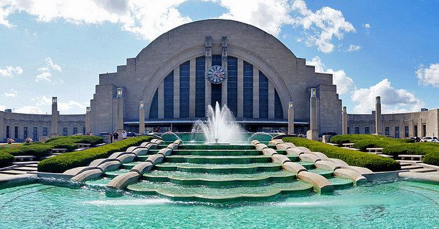 Museums in cincinnati ohio