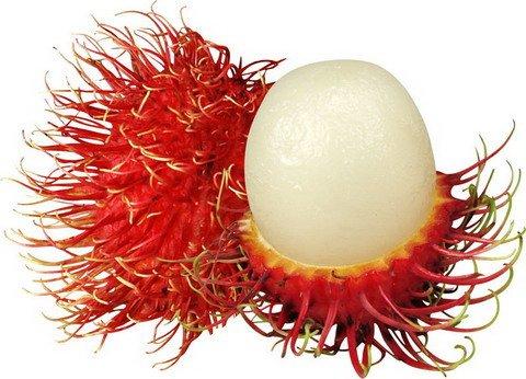 فاكهة رامبوتان