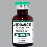 أميودارون Amiodarone  لتنظيم ضربات القلب