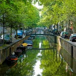 Canals of Amsterdam - 269109