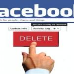 طريقة حذف سجل البحث على الفيس بوك