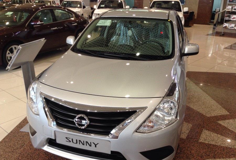 2014 Nissan Sunny Car