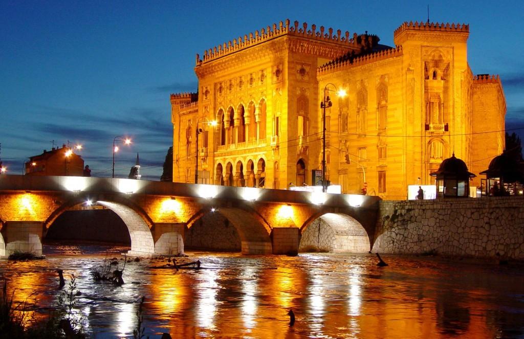 ville de Sarajevo