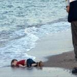 عثور الطفل ايلان الكردي على شواطئ تركيا - 269871