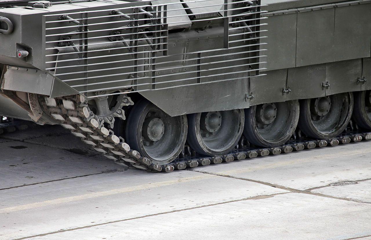 """تقرير احدث دبابات روسيا """"دبابة"""