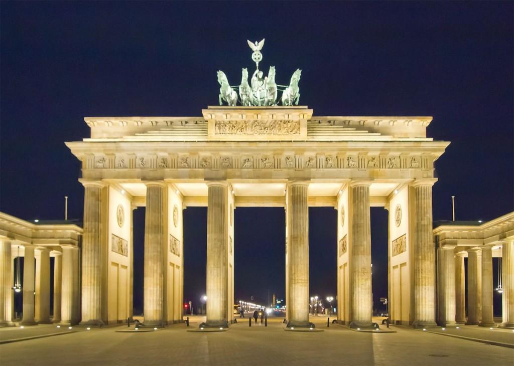 le capitale berlin