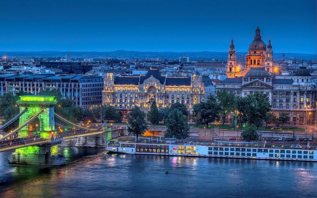 la ville budapest