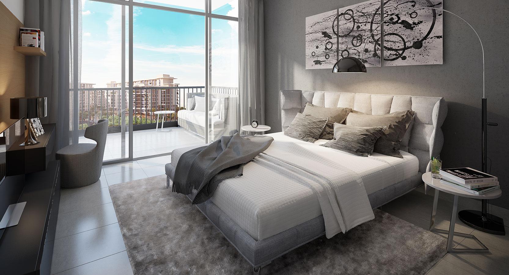 مجمع جنة ، غرفة نوم | المرسال