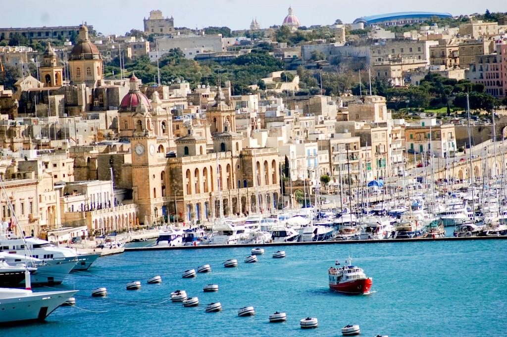 le pays malta