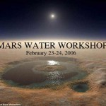 the mars _water since 2006 - 276279