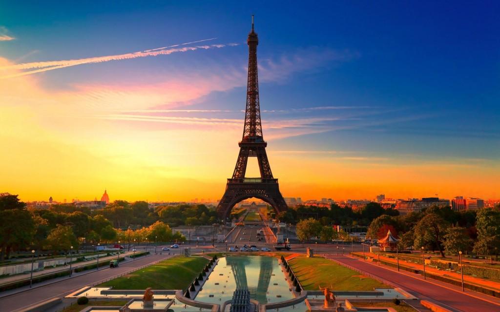 la ville paris