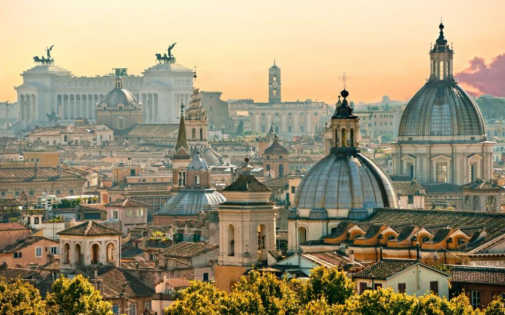 la ville rome