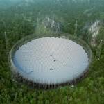 تليسكوب راديوي عملاق على مساحة 30 ملعب كرة قدم